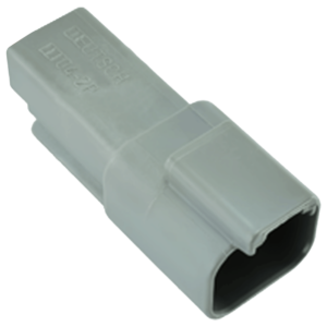 DT 2 Way Receptacle Connector
